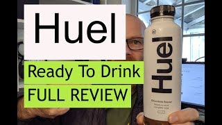 Huel Ready To Drink -  Complete Meal Review