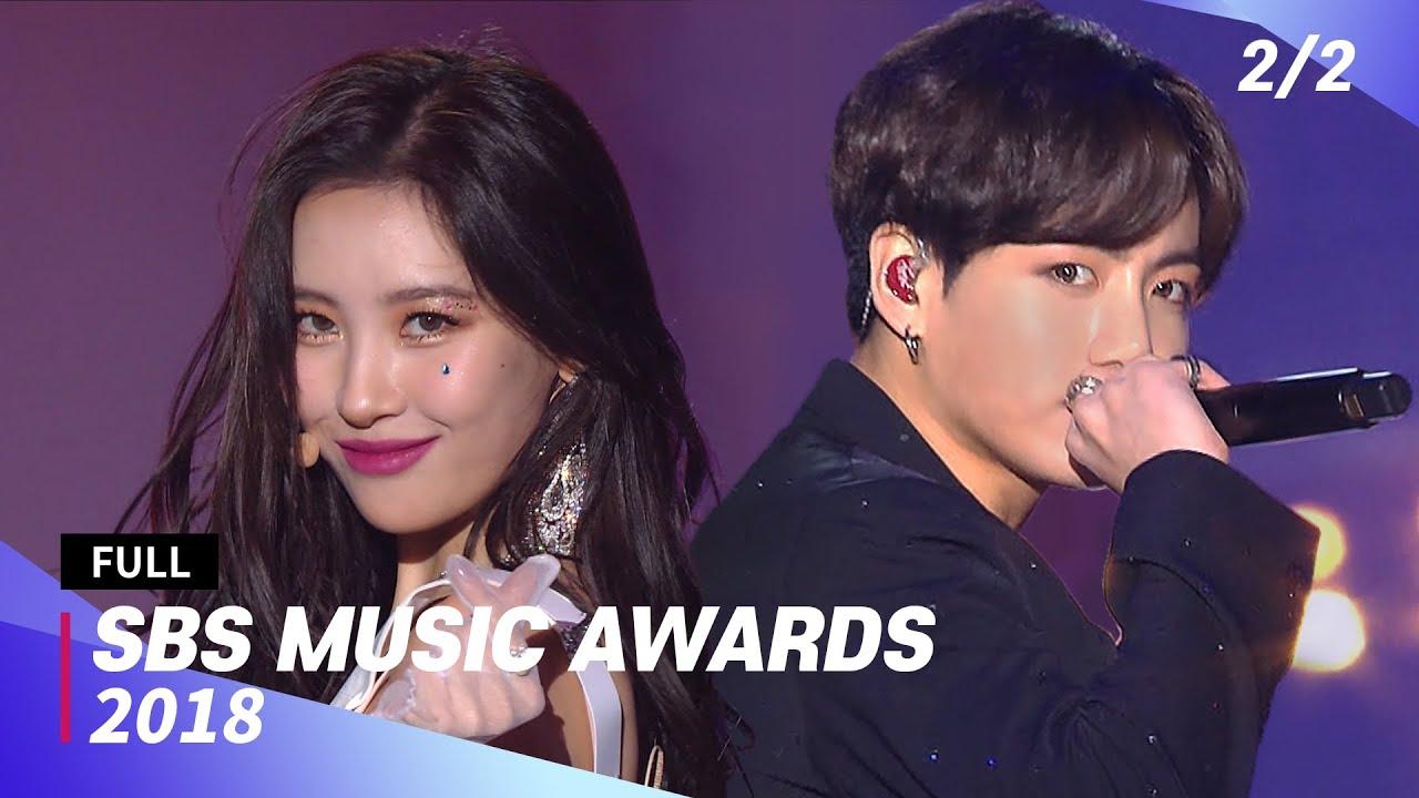 [FULL] SBS Music Awards 2018 (2/2) | 20181225 | EXO, BTS, BLACKPINK, Red Velvet, TWICE, Sunmi
