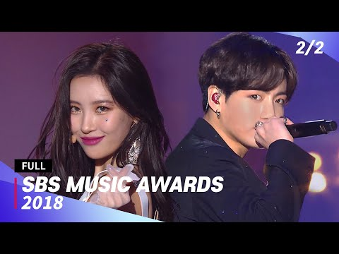 [FULL] SBS Music Awards 2018 (2/2) | 20181225 | EXO, BTS, BLACKPINK, Red Velvet, TWICE, Sunmi