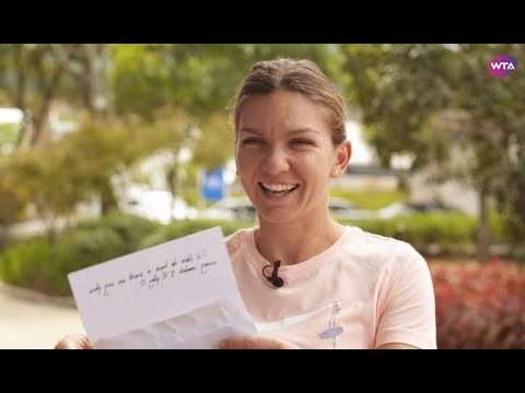 Halep, Pliskova open prediction letters from the past