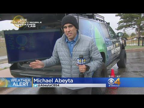 Mobile Weather Lab Tracks Rain, Snow