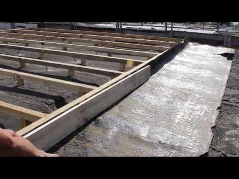 видео: Крыша из профнастила  на гараж, своими руками.Часть 2.