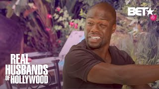 REAL HUSBANDS OF HOLLYWOOD - coming to BET Jan 15, 2013!