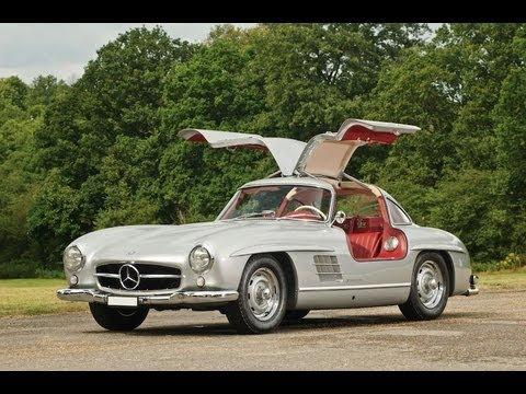 Как купить Mercedes 300SL в Германии или реставрация ретро автомобилей