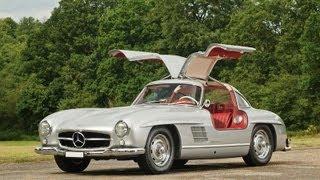 Как купить Mercedes 300SL в Германии или реставрация ретро автомобилей(Специальный выпуск посвященный ретро автомобилям. Денис Рем в гостях у одного из самых знаменитых в мире..., 2013-08-13T22:43:45.000Z)
