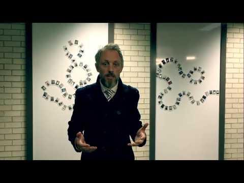 Matthew Wysel - UNE Business School Research Fellow - speaking on UNE's SMART Data Community.