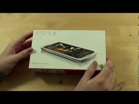 Sony-Ericsson Xperia Arc S Test Erster Eindruck