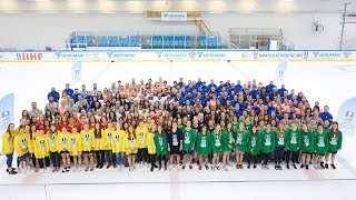 Join the 2018 IIHF Women's High-Performance Camp