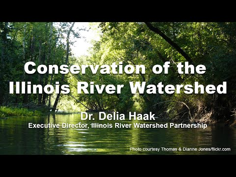 Conservation of the Illinois River Watershed