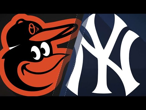 Yankees tally eight runs in win over Orioles: 4/7/18