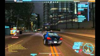 Gameplay - Need for Speed World - Outlaws [Español]