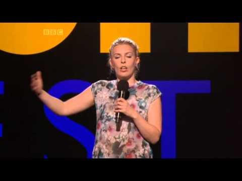 Sara Pascoe Edinburgh Comedy Fest Live 2013