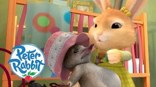Peter Rabbit - Cottontails Cutest Moments  | Cartoons for Kids
