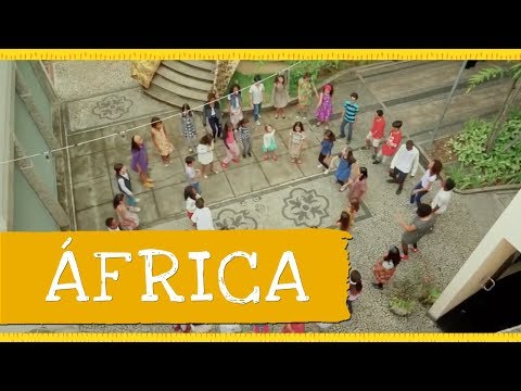 Coral Palavra Cantada RJ | África