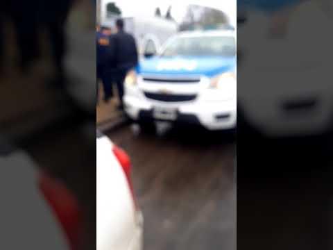 Intentaron asaltar a un remisero y acabaron detenidos