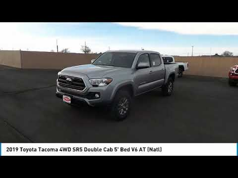 2019 Toyota Tacoma 4WD Roswell New Mexico R19041