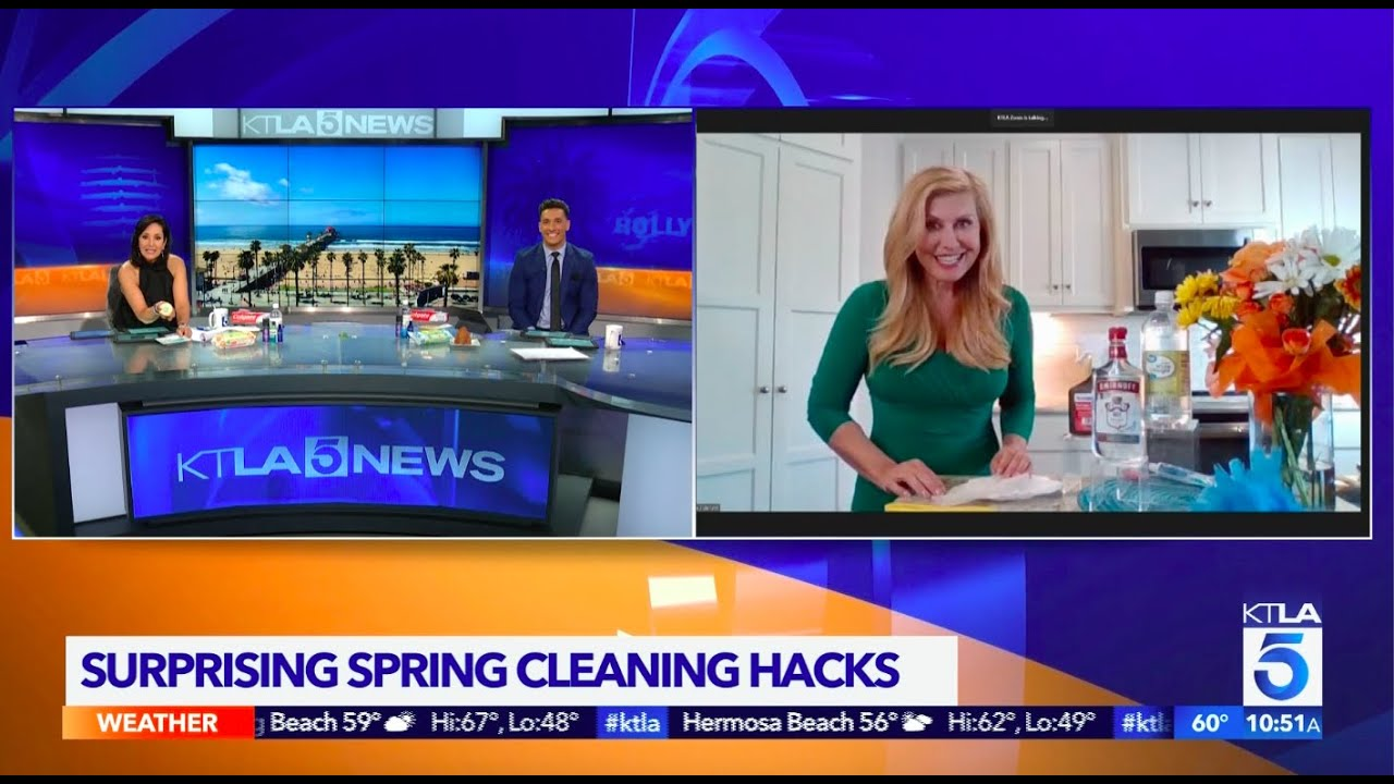 Sharing my Unusual Spring Cleaning Hacks