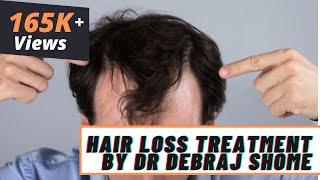 Best Hair Growth Treatment in Mumbai India | QR 678 | Hair Fall Solution - Dr. Debraj Shome