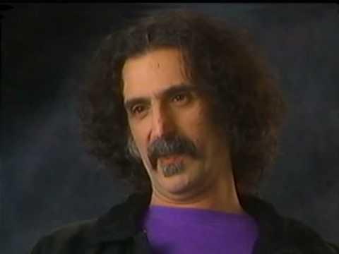Frank Zappa - Lost Interview - McCarthy, Elvis & Racism(2-7)