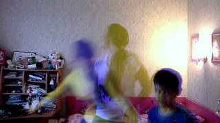 Танец теней ( Carly Rae Jepsen call me maybe)