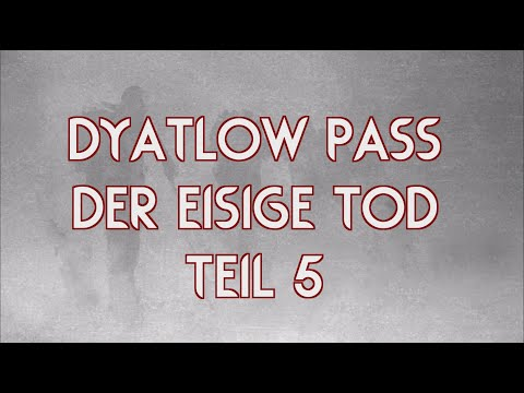 Dyatlow Pass - Der eisige Tod  Teil 5