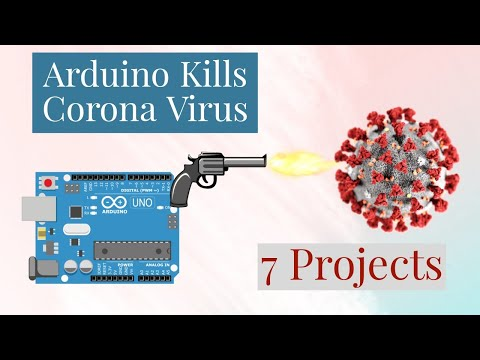Top 7 Arduino Projects For COVID 19   Coronavirus