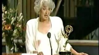 Bea Arthur @ The Emmy Awards 1988