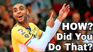 "Volleyball ""How Did You Do That"" Moments"