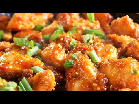 Spicy Garlic Chicken | Chilli Garlic Chicken