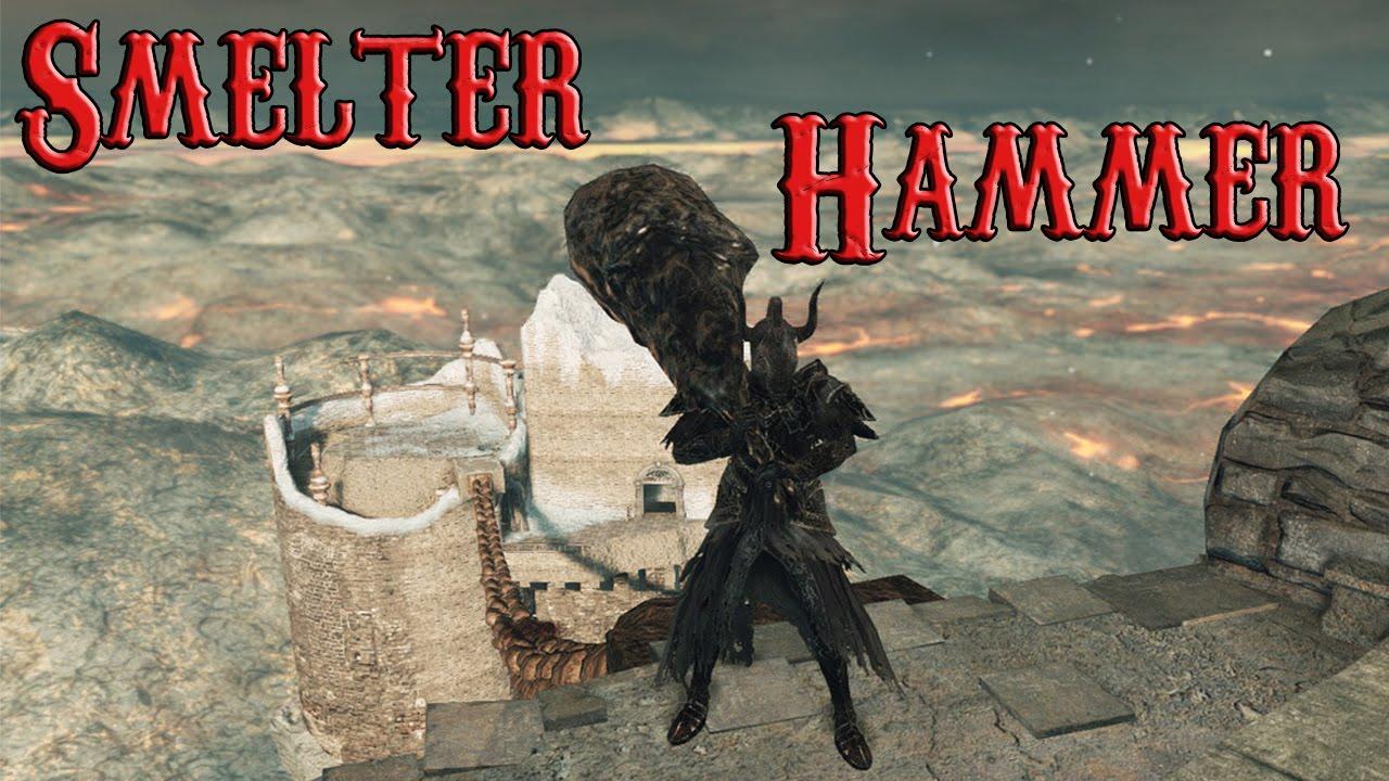 Dark Souls  Hammer Build