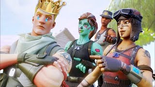 Attempt to Enter the Clan Of Renegade Skins Using Recon Expert Fortnite