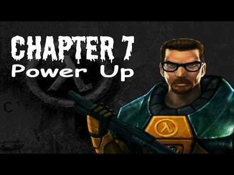 Half-Life (100%) Walkthrough (Chapter 7: Power Up)
