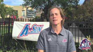 NJIT Women's Soccer USC Upstate Post Game