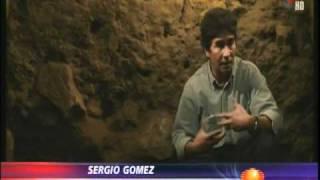 Un Robot explora túnel bajo templo de Quetzalcóatl en Teotihuacan