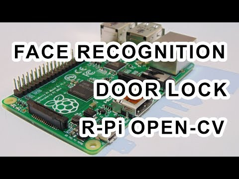 Face Recognition Based Door Lock and Home Automation Using Raspberry Pi B+ OpenCV Eigen Face