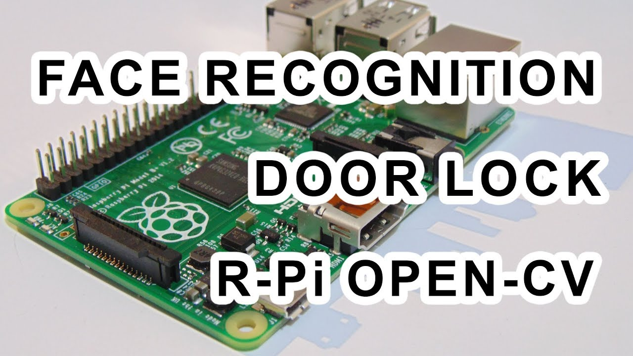 Face Recognition Based Door Lock And Home Automation Using Raspberry Security Electronic Key Combination Circuits Pi B Opencv Eigen