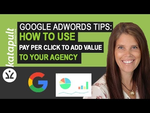 Using Pay Per Click to add value to your agency with Jennifer Denney