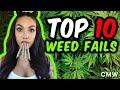 Top 10 Smoking Weed Fails