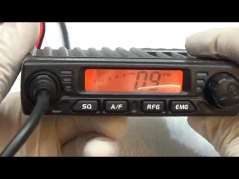 #52 CB Radio Lab Test: The world's smallest CB Radio on the