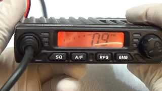 CB Radio Lab Test: The world