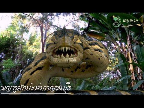 พญางูยักษ์แห่งกาญจนบุรี