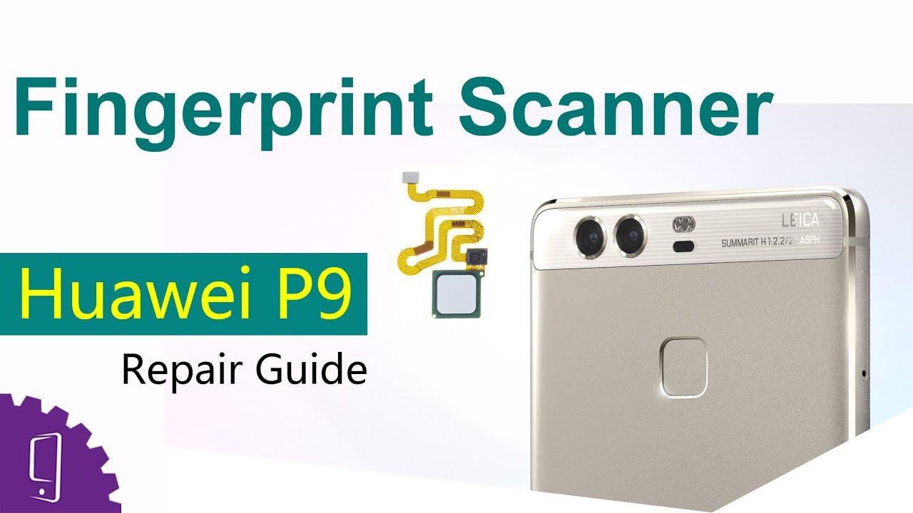 Huawei P9 Fingerprint Scanner Replacement - iFixit Repair Guide