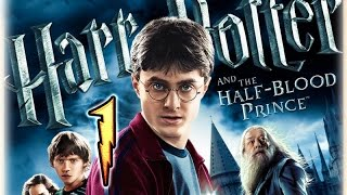 Harry Potter and the Half-Blood Prince Walkthrough Part 1 (PS3, X360, Wii, PS2, PC)