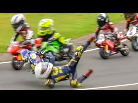 Crash 2017: Minibikes and Karts
