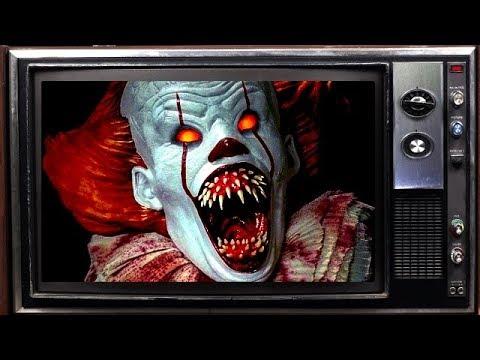 СТРАШИЛКИ НА НОЧЬ - Клоун из телевизора