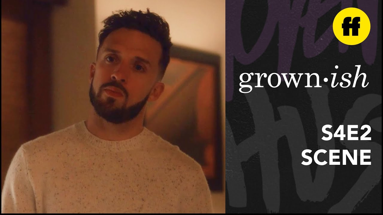 Download grown-ish Season 4 Episode 2 | Ana and Javi Argue | Freeform