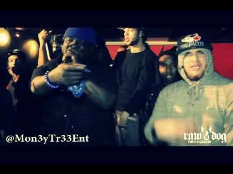 RAW DOG ENT. Presents: MON3Y TR33 ENT. - Live Performance (In Vane)