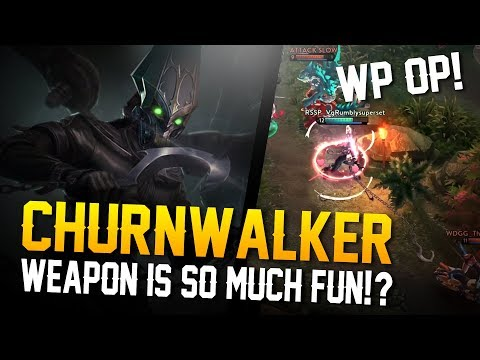 Vainglory Gameplay - Episode 331: WP CHURN IS OP!! Churnwalker [WP] Jungle Gameplay [Update 2.9]