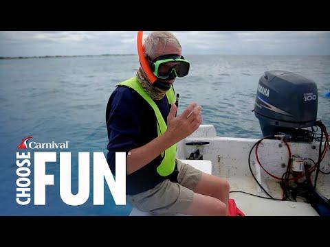 Power Snorkel Adventure in Grand Turk | Carnival Shore Excursions