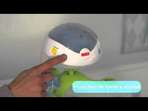 Fisher price mobile doux r ves papillons d mo de produit cdn41 youtube - Anticare un mobile ...